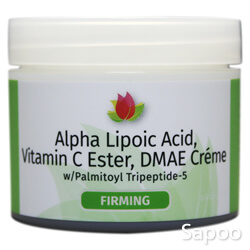 アルファリポ酸 ビタミンCエスターDMAEクリーム