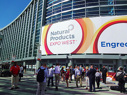 Natural Products Expo West 2016入口