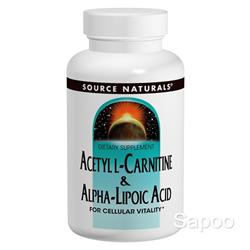アセチルLカルニチン&アルファリポ酸