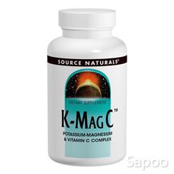 カリウム・マグネシウム・ビタミンC