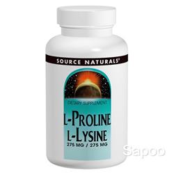 Lプロリン&Lリジン 275mg・275mg
