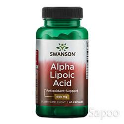 アルファリポ酸 600mg 60カプセル