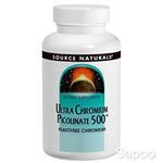ウルトラ・クロミウムピコリネート 500mcg 60錠