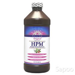 HPM(過酸化水素マウスウォッシュ)