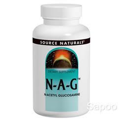 N-A-G Nアセチルグルコサミン 500mg 120錠
